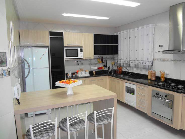 26 Cozinhas De Membros Da Comunidade MINHA CASA. MicrowaveSmall SpacesFitted  KitchenKitchen ... Part 80