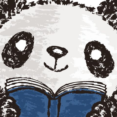 Panda drawing 13, Toru Sanogawa