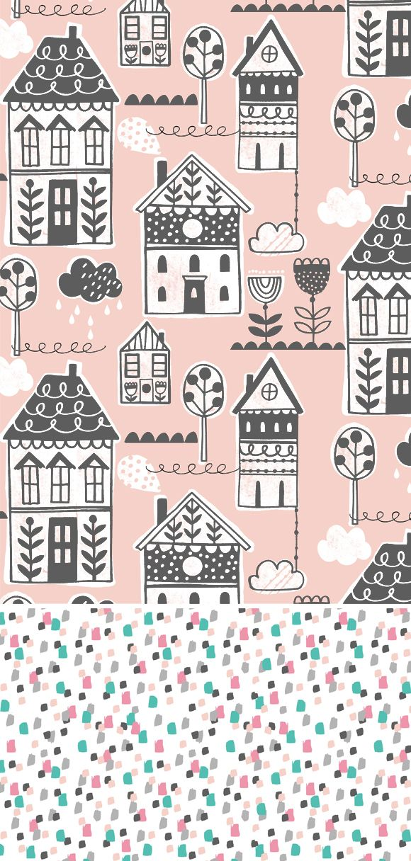 wendy kendall designs – freelance surface pattern designer » mono village