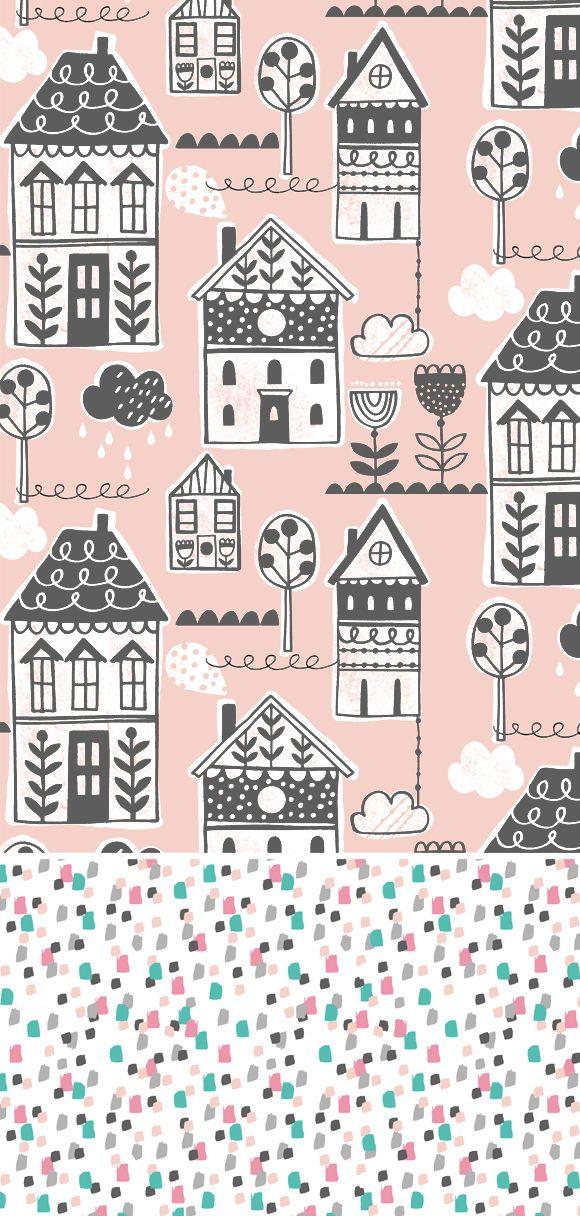 wendy kendall designs – freelance surface pattern designer » mono village