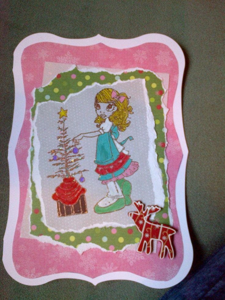 Card By JuliAnn