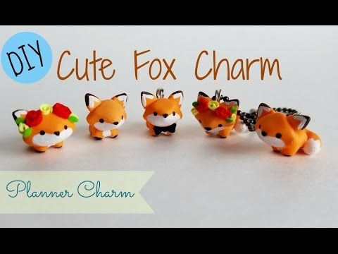 CAT TOAST FACE POLYMER CLAY CHARM TUTORIAL + GIVEAWAY! ✨ - YouTube