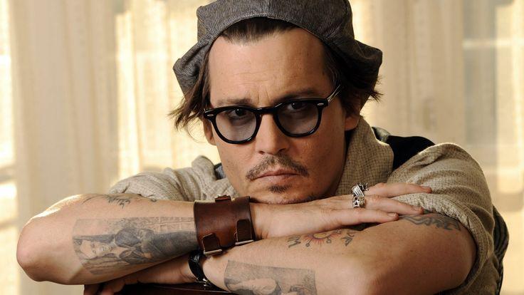 Fonds d'écran Johnny Depp : tous les wallpapers Johnny Depp