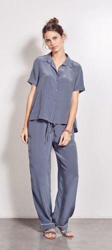 Silk PJ Trousers