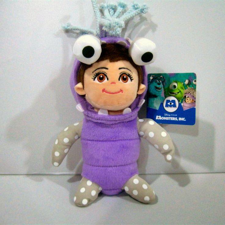 Peluche Boo Disfrazada de Monstruos SA | Peluches Originales