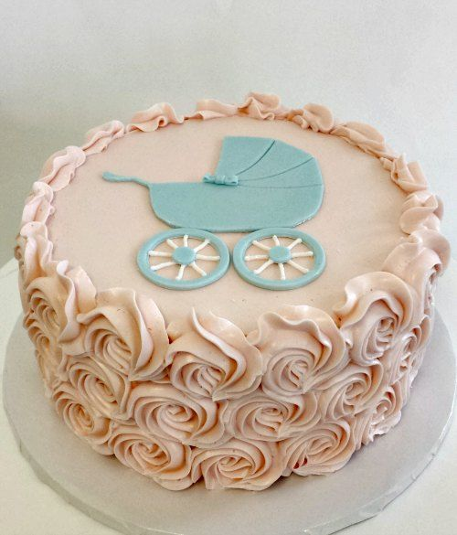 Best 25 Baby Carriage Cake Ideas On Pinterest Cakes For