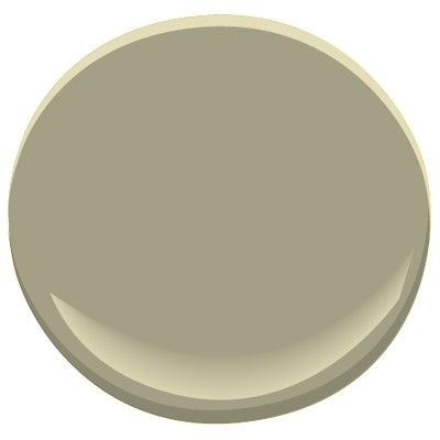 dry sage  2142-40  33.9 LRV Warm   A neutral green that beautifully complements natural decor elements. Muted with slightly yellow undertones, Dry Sage creates a restful feeling wherever it is used.