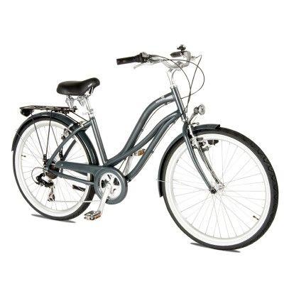 Bicicleta urbana WESTSIDE Metropol Mujer V2