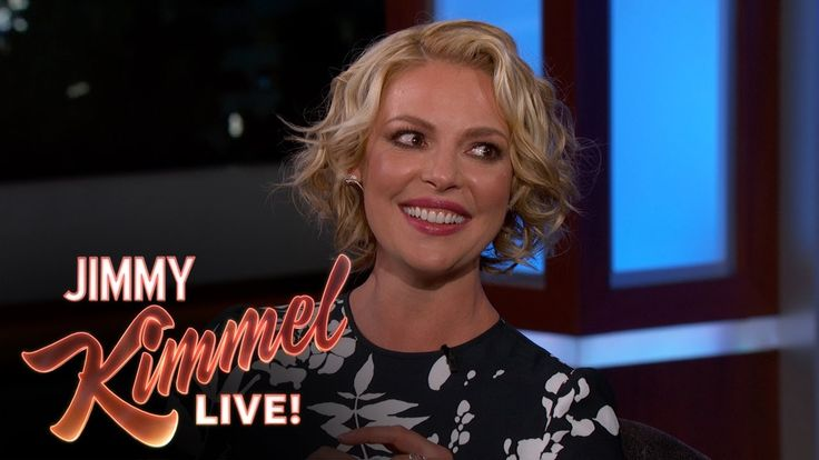 """Katherine Heigl says Steven Seagal hit on her on the set of """"Under Siege 2"""" when she was 16 saying: """"Katie I have girlfriends your age""""..."""
