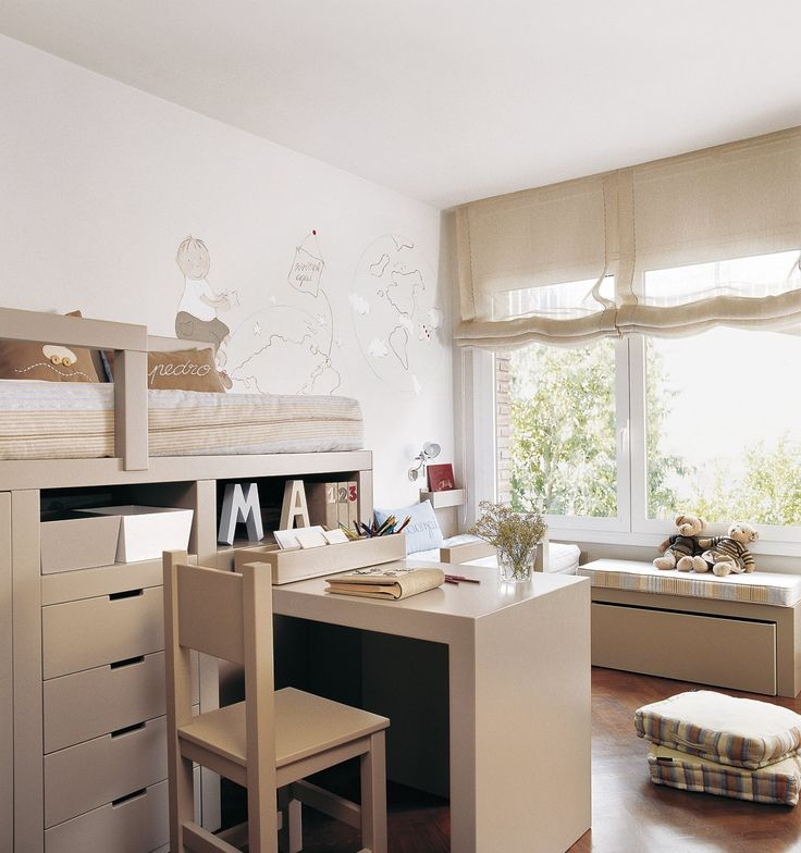 kids room//space saving..: