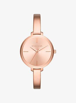 Montre Jaryn ton or rose by Michael Kors