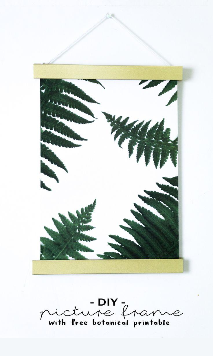 die besten 25 metall bilderrahmen ideen auf pinterest bilderrahmen aus metall wanddekoration. Black Bedroom Furniture Sets. Home Design Ideas