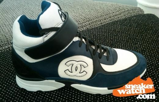$695 CHANEL Men's Trainers