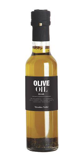 Olivenolje Basilikum - Nicolas Vahe, 79