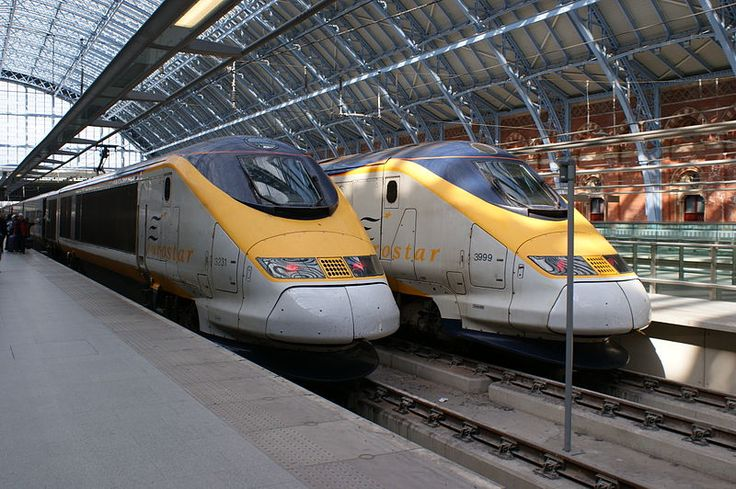 Eurostar is a highspeed railway service connecting London