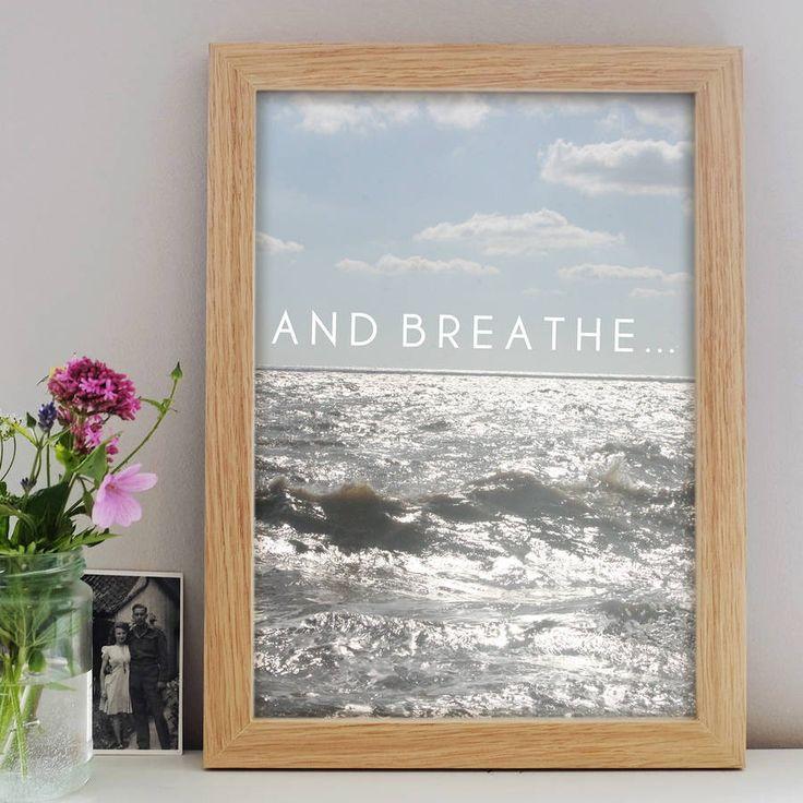 Seaside Print – Little Pieces