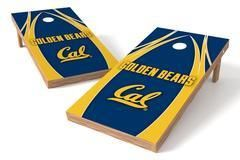 California Golden Bears Single Cornhole Board - The Edge