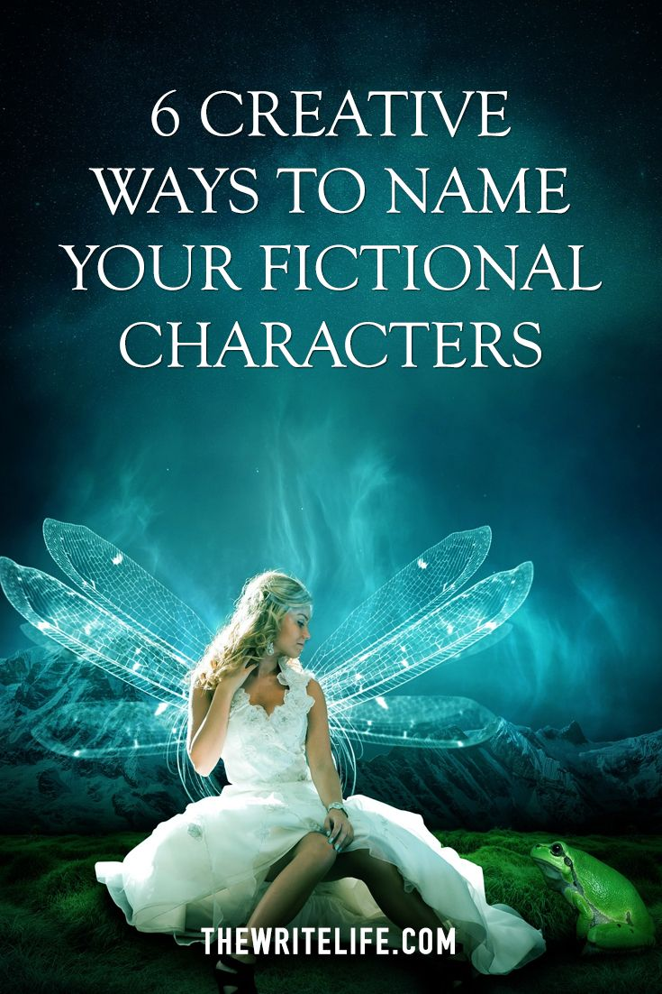 If the names aren't coming easily, try one of these tips to kickstart your imagination.