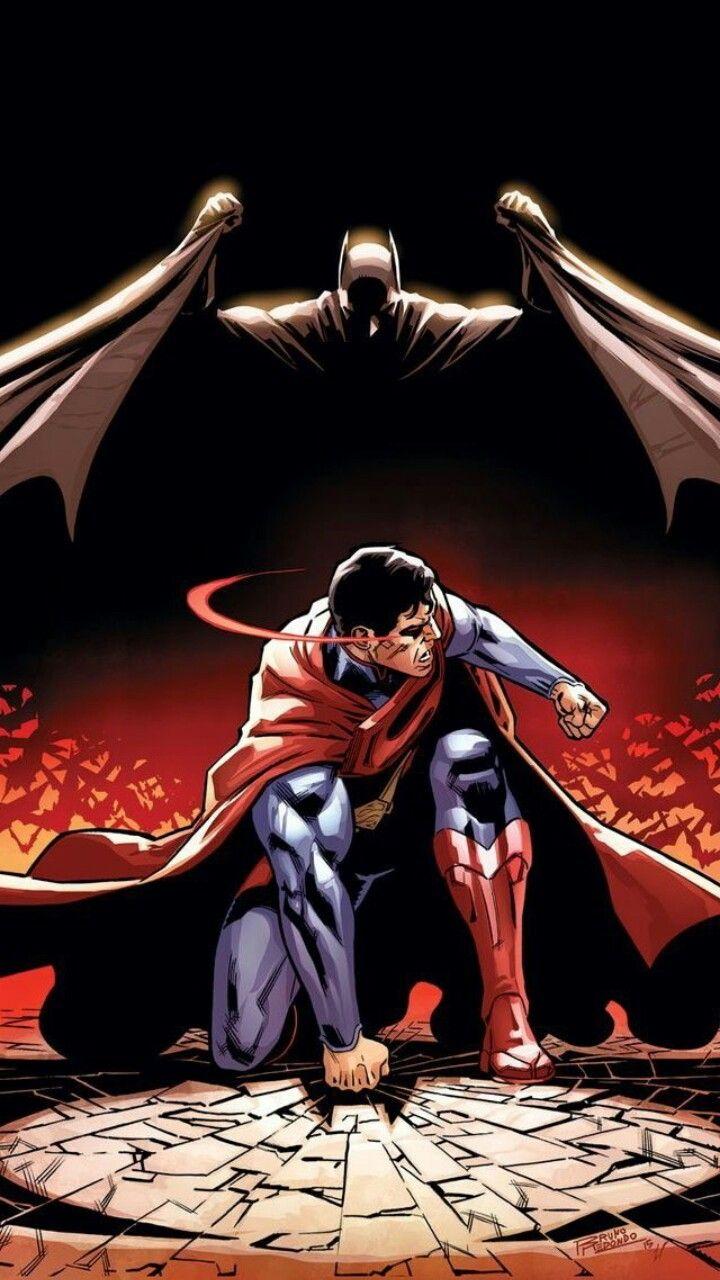 Batman vs Superman, Deus vs Homem, Dia vs Noite; Luz vs Trevas
