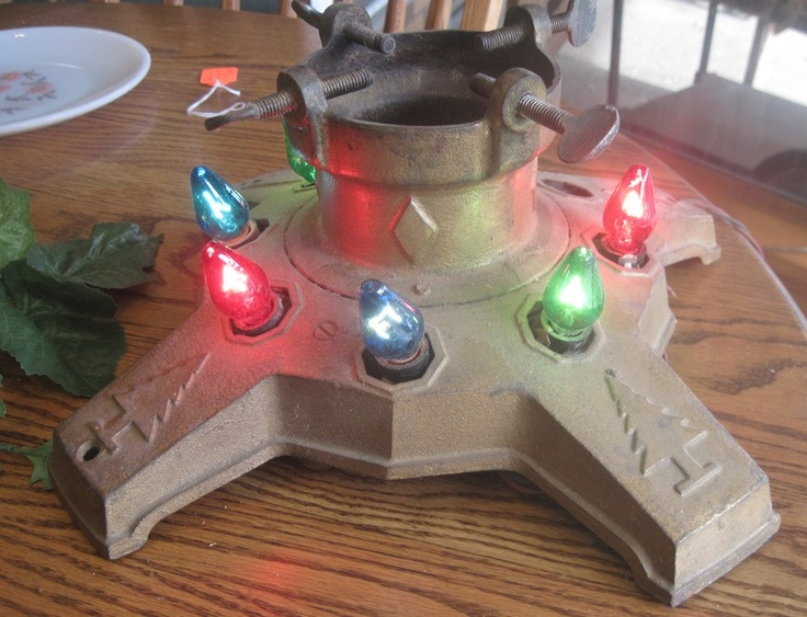 1000+ images about Christmas Tree Stands on Pinterest | Christmas ...