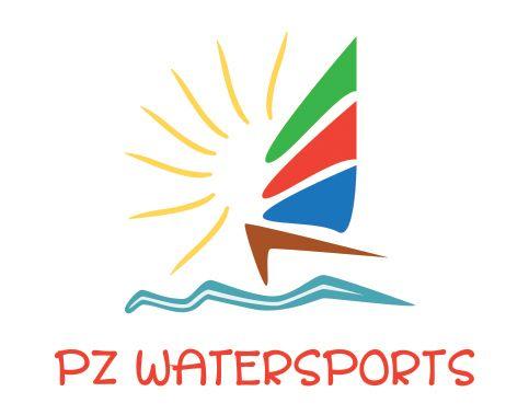 Propuesta de logo para tienda de deportes náuticos