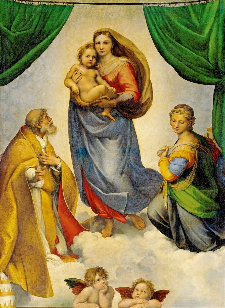 The Sistine Madonna Painting     Tag a friend who would love this!     FREE Shipping Worldwide     We always have FREE random items ALL TIME, just pay shipping    Buy one here---> https://artgiftworld.com/the-sistine-madonna-painting/