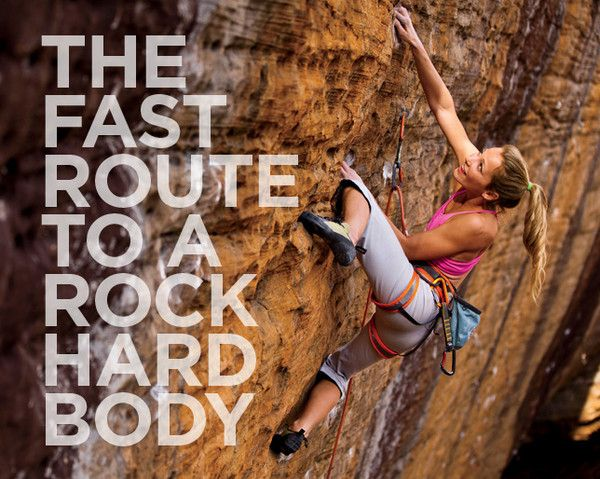 The Fast Route to a Rock-Hard Body