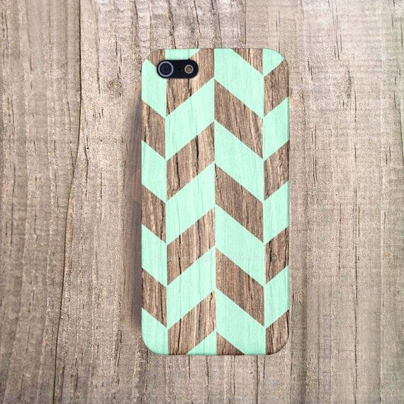 MINT iPhone Case Wood Print MINT iPhone 4 Case by casesbycsera, $18.99