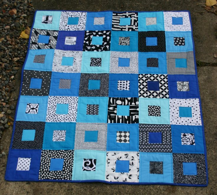 478 Best A Quilt Square In A Square Images On Pinterest
