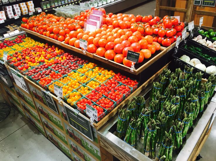 Waterfall Fruit And Veggie Displays: 55 Best Images About Produce Display On Pinterest