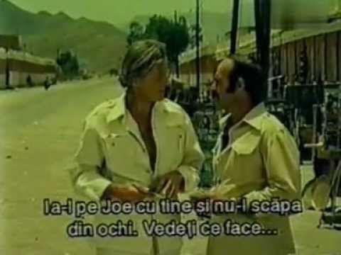 """Cuibul salamandrelor (1978) cu Gheorghe Dinica. Pe un camp perolifer din Sahara are loc explozia unei sonde in urma unui sabotaj al concurentei din domeniu. Incendiul care a izbucnit este stins cu ajutorul unei echipe romanesti de interventie """"Salamandrele"""", condusa de George """"Salamandra""""."""