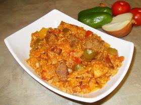 Liberian Recipes: Liberian Jollof Rice