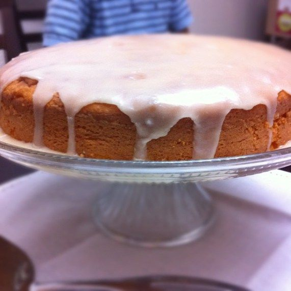Spiced Yam and Orange Cake with Brown Butter Rum Glaze   |    Afro-Brazilian cuisine   |    ©FoodSamba.com  |   Brazil, particularly Bahia, received the largest population of African slaves. Everything from cuisine, to religion and music was heavily influenced by the African culture brought by the African slaves.