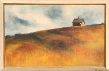 Joseph Barber Oil Painting, Ghost House Island
