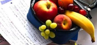 Σωστή διατροφή για καλό διάβασμα