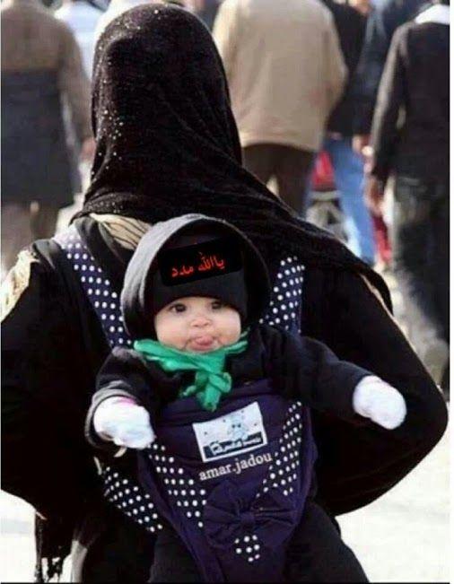 #muslim #babies