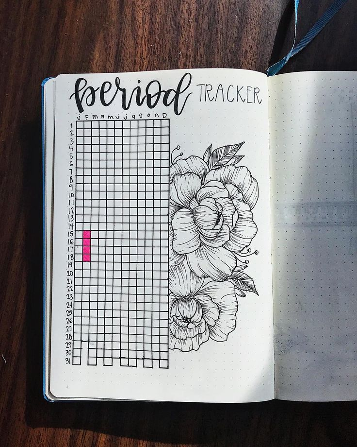 Definitely needed a new women tracker!! My last one wasn't really my vibe. But THIS one??? I love it!! Slowly but surely getting my collections set up