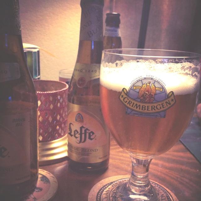 Leffe. #beer #belgian #craft