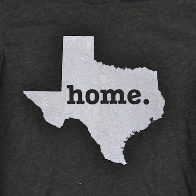 The Home. T - Texas Home T, $25.00 (http://www.thehomet.com/texas-home-t/)