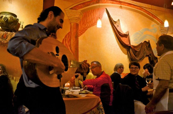 Have a late dinner at Dametra, one of the few Carmel restaurants that stays open past 10 p.m. If you do, one of the owners probably will gra...