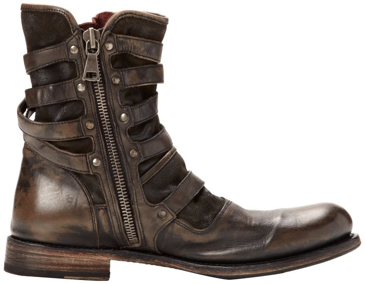 men's+boots+images | John Varvatos Men's Eg Triple Buckle Boot