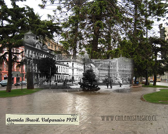 Avenida Brasil  Valparaíso.