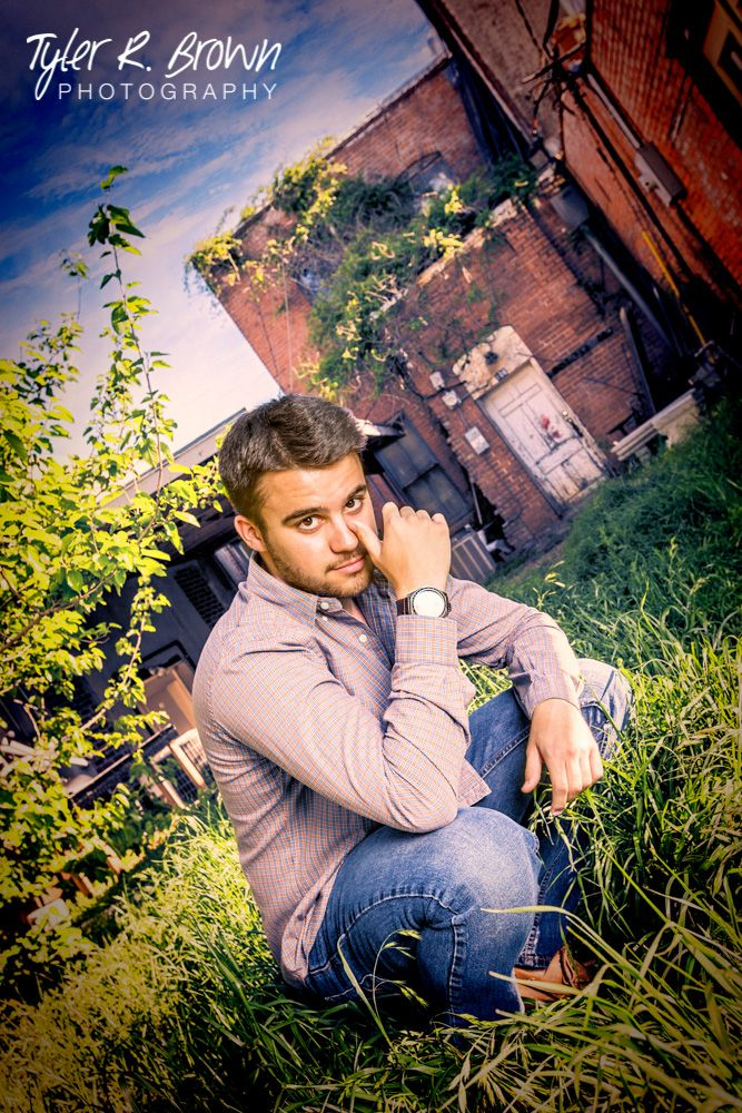 Chris Noel - Class of 2014 - Heritage High School - #seniorportraits - Senior Pictures - Senior Portraits - Downtown McKinney - Spring Session - Senior Photos - Tyler R. Brown Photography