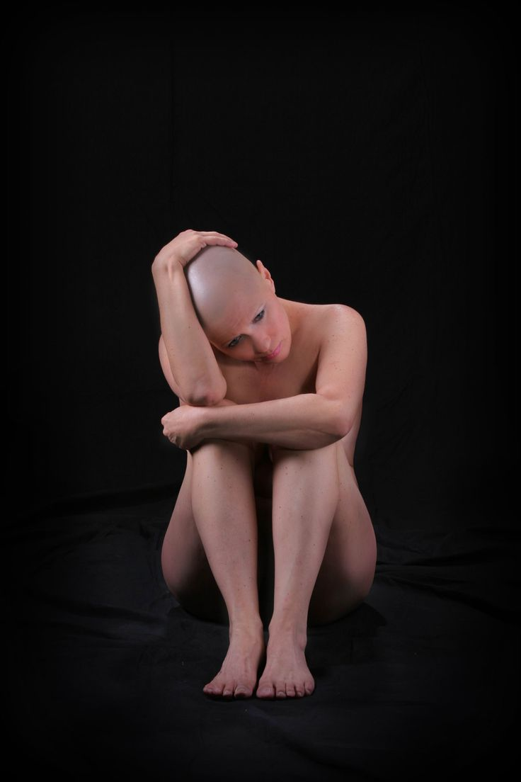 Join. nude headshave