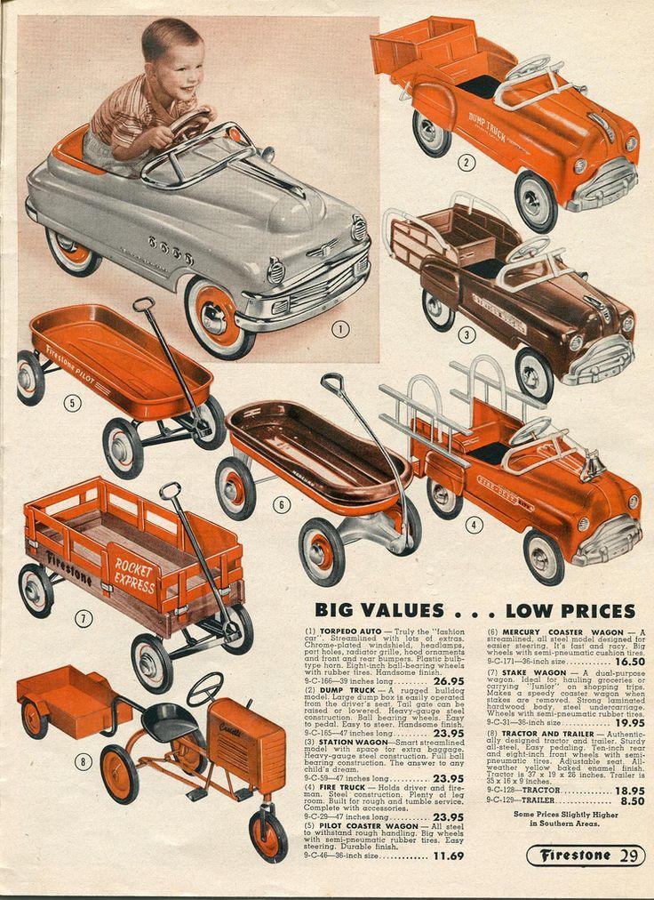 d6b8088e47caa6b2a0c0a542423ac319--radio-flyer-pedal-cars.jpg (736×1012)