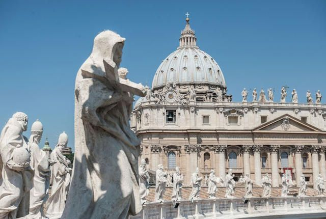 15 Historic Wonders Housed in the Vatican's Secret Archives | Mental Floss