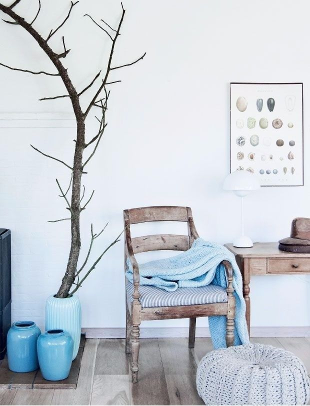 Back to nature interieur - Makeover.nl
