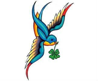 bluebird of happiness tattoo designs - Google Search