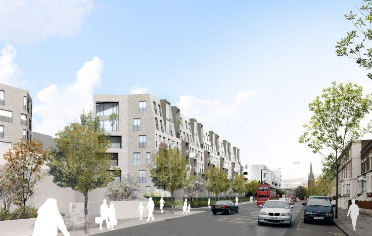 East 2 -Kilburn Park Road