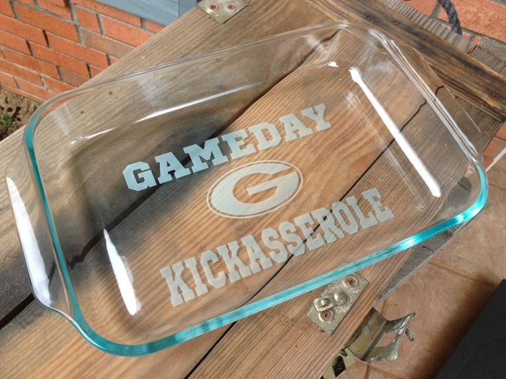 University of Georgia  GEORGIA BULLDOGS   GAMEDAY by UnCorkdArt, $28.00